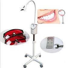 led light for teeth amazon com 2014 mobile led dental teeth whitening system dental