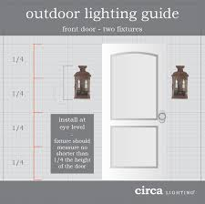 install outdoor garage lights all in the details suffork lantern series circa lighting
