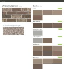 83 best brick by color brown images on pinterest bricks plant