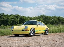 porsche 911 2017 rm sotheby u0027s 1973 porsche 911 carrera rs 2 7 lightweight