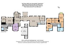 Conservatory Floor Plans Fantastic Countryside Views In Broomfield United Kingdom Luxury