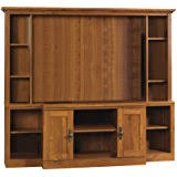 Better Homes And Gardens Tv Stand With Hutch Amazon Com Better Homes And Gardens Espresso Tv Stand With Hutch