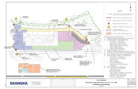 construction site plan sciences building capital planning development