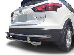 nissan rogue rear bumper protector product rdni 545 55 accessories broadfeet