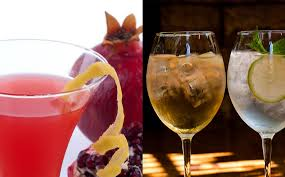 red martini drink the healthiest holiday drink choices w network