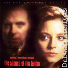 Buffalo Bills Silence Of The Lambs by The Silence Of The Lambs Laserdisc Rare Laserdiscs Criterion