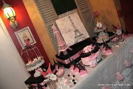 parties by mimi paris table