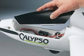 flyzone calypso brushless glider