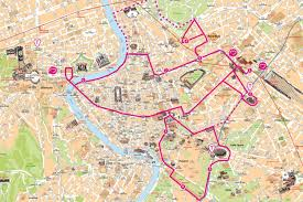 Rome On World Map I Love Rome Hop On Hop Off Panoramic Tour