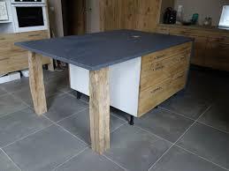 comment fabriquer un ilot de cuisine fabriquer un ilot de cuisine en bois simple ilot de cuisine style