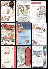 christmas card verses mum ebay