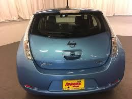 nissan leaf service manual certified pre owned 2014 nissan leaf sl hatchback in bremerton b