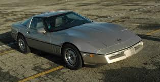 87 corvette for sale 1987 corvette