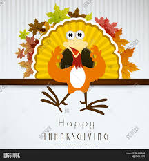 beautiful happy thanksgiving day vector photo bigstock
