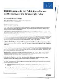 liber responds to eu copyright review liber