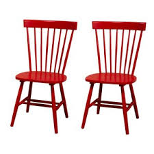 Red Kitchen Pics - red kitchen u0026 dining chairs you u0027ll love wayfair
