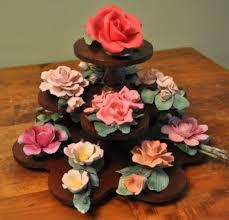 capodimonte basket of roses 360 best capodimonte images on ceramic flowers flower