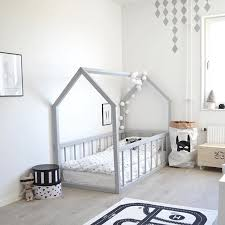 White Frame Bed Big Kid Room The House Frame Bed Room