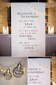 personalised wedding backdrop uk 6 must items for your chic city wedding confetti co uk