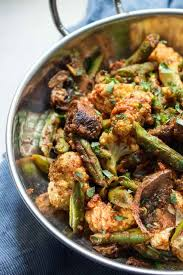 roasted vegetable masala low carb low carb maven