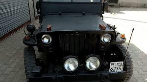 jeep artwork hardtop ac jeep willys modified mandi dabwali punjab jeep