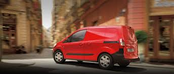 ford transit courier small van ford uk