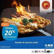bca aeon diskon 20 promotion from the manhattan fish market aeon mall bsd city