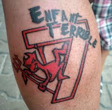 enfant terrible tattoo oldies by tokmakhan on deviantart