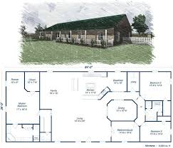 Best 25 Metal House Plans Ideas On Pinterest Barndominium Floor Metal Home Designs