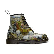 womens boots george dr martens womens backhand 1460 boots george