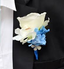 royal blue boutonniere flower girl dresses flowers picture more detailed picture about
