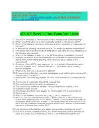 acc 499 week 11 final exam part 2 new by lailaleony issuu
