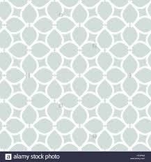 seamless light blue and white ornament modern geometric pattern