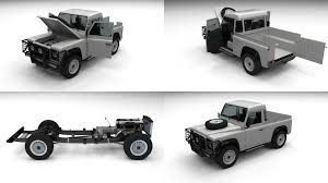 90s land rover for sale 3d land rover defender 90 model 3d model 3d modeling