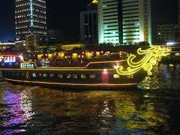 Riverside Light Show by Tuzigootjournal China 8 Shamian Island