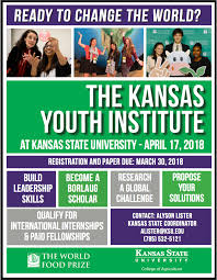 Kansas what travels through a food chain or web images Kansas youth institute the world food prize improving the png