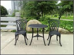Black Iron Patio Chairs Black Metal Folding Patio Chairs Patios Home Decorating Ideas