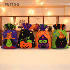 Halloween Gift Bags For Kids Online Get Cheap Treat Tote Bags Aliexpress Com Alibaba Group