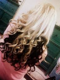 hair styles brown on botton and blond on top pictures of it 87 best hair styles images on pinterest braids hair color and