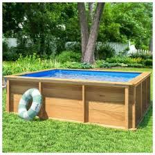 piscine bois hors sol pour enfant pistoche piscine center net