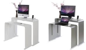 desk for two how about owning one desk that is actually two desks