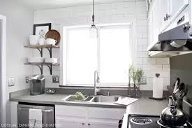 small kitchen ideas no window how to make a small kitchen feel larger quora