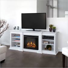 Electric Fireplace Tv by Real Flame Fresno Electric Fireplace Tv Stand In White Electric