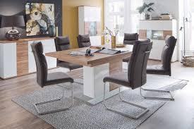 Esszimmer Planung Mca Luzern Esszimmer Kiefer Sterling Oak Weiß Möbel Letz Ihr