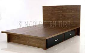 Modern Wooden Bed Frames Images Of Modern Wooden Bed Prepossessing Storage Wooden Bed With