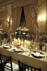 sophisticated wedding in chicago with branch u0026 succulent décor