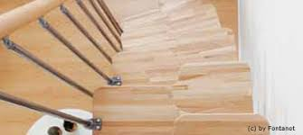 bausatz treppe fontanot bausatztreppe pixima mini platzspartreppe mit