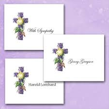 bereavement thank you cards 6 bereavement thank you cards free sle exle format