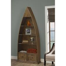 Canoe Bookcase Furniture Webb 81