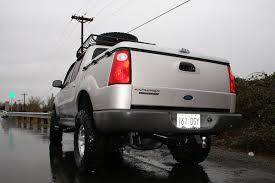 lifted sport tracs picture thread ford explorer and ford ranger
